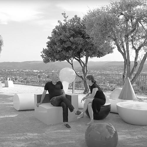 Entretien avec  Martine Feipel et Jean Bechameil